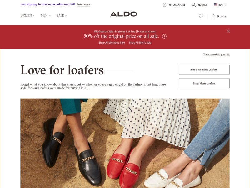 ALDO US | Shoes, Boots, Sandals, Handbags & Accessories
