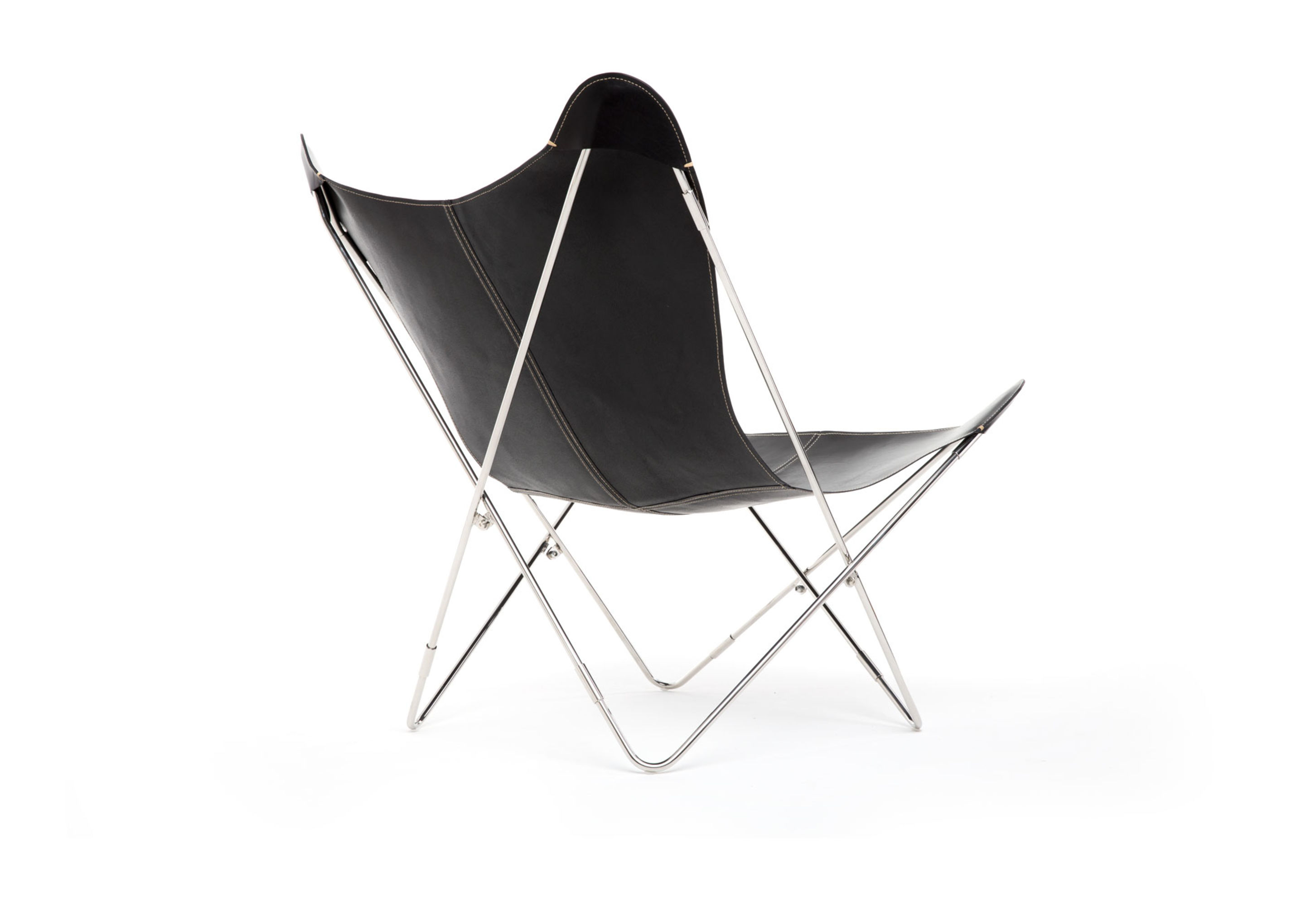 Butterfly Chair - Leder | Designer-Stuhl | Design your home ❤