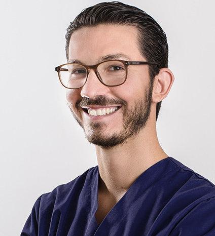 Dr. med. dent. Eleftherios Grizas