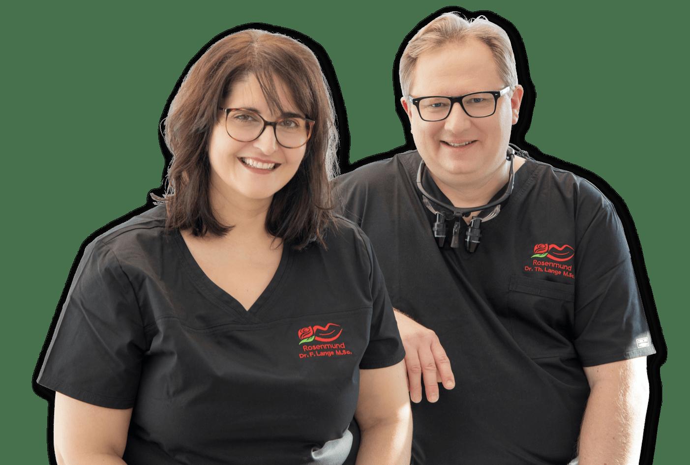 Rosenmund Ihre Zahnärzte im MedicalCube Dr. Fotini Lange M.Sc. & Dr. Thorsten Lange M.Sc.