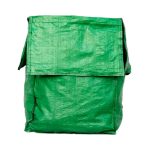 HDPE Green Garden Bag - 70 x 70 x 98 + 46 CM