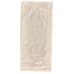 Woven Polypropylene - White Laminated Feed Bag - (38 CM + 12 CM) x 86 CM