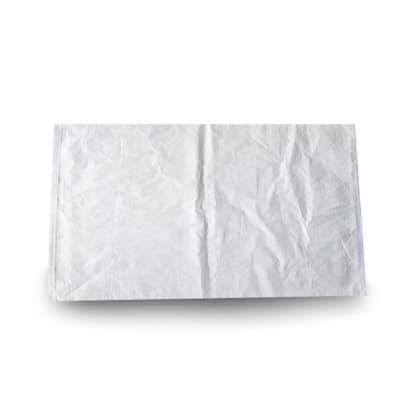 Woven Polypropylene - White Medium Bag - 50 x 80 CM