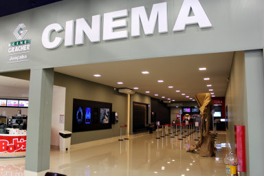 Veja os filmes em cartaz no Cine Gracher de Joaçaba
