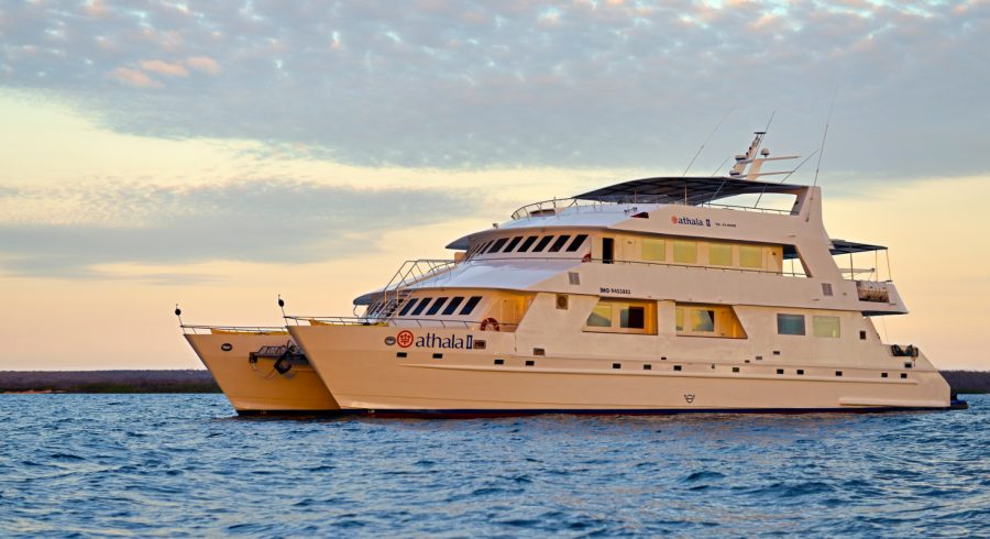 Enchanting Travels South America Tours Ecuador Galapagos Athala Cruise exterior