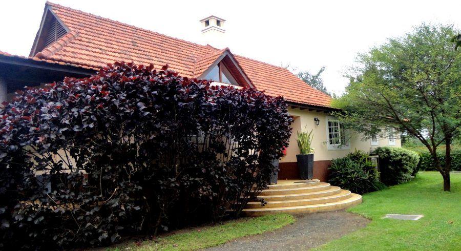 Entrance at Legendary Lodge Hotel, Arusha in Tanzania