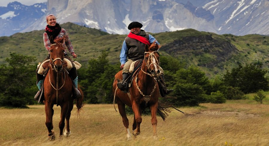 Experience Chile's gaucho culture in Patagonia.