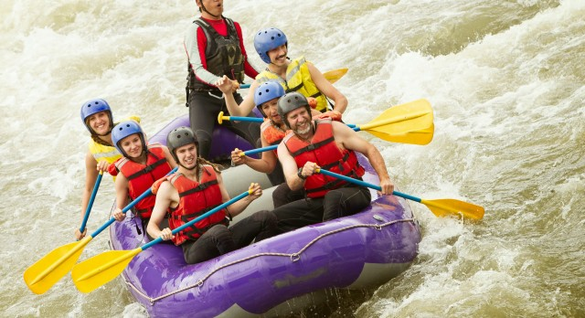 White water rafting in the Zambezi river, Africa tours - Top 10 adventures
