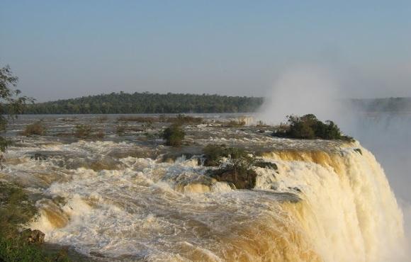 Iguazú Falls - The Wonder Among the World's Largest Waterfalls