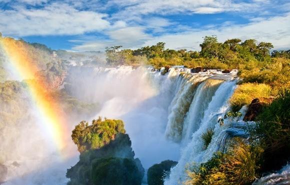 Iguazú - The Wonder Among the World's Largest Waterfalls