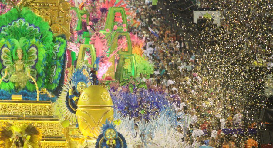 Festivals of South America - Carnival in Rio de Janeiro