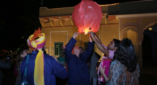 Experience Diwali during your India tour