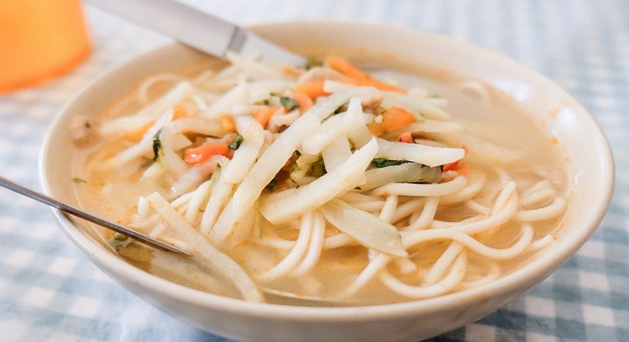 Thukpa, noodle soup Enchanting Travels Tibet Tours