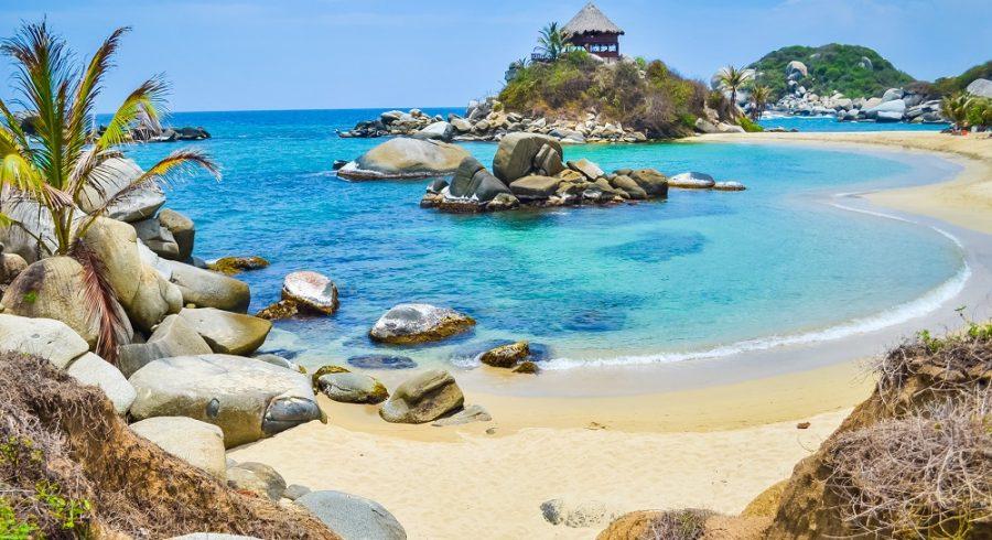 Enchanting Travels Colombia Tours tayroa beach