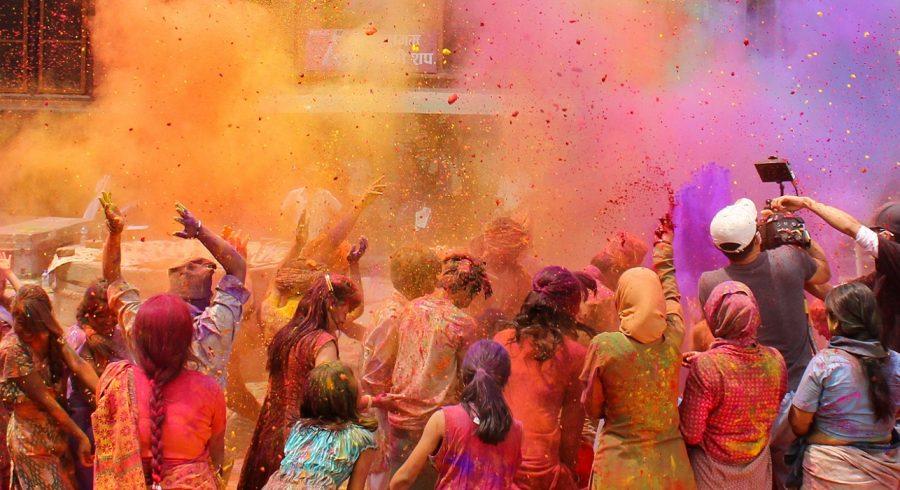 Enchanting Travels India Tours India Holi