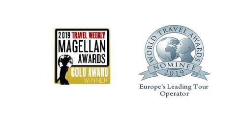 Awards won by Enchanting Travels