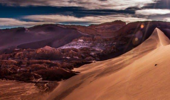 Südamerika Erfahrungsbericht: Atacama Wüste