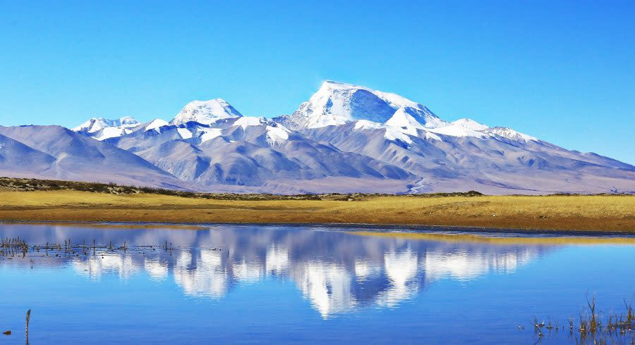 Tibet Reise