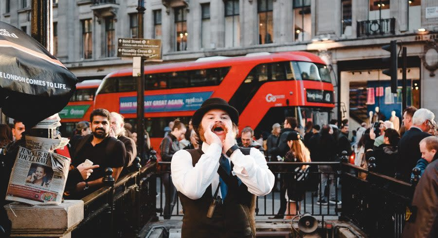 Enchanting Travels UK & Ireland Tours London