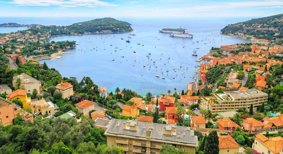 France Tours Cote d'Azur by Nice, France