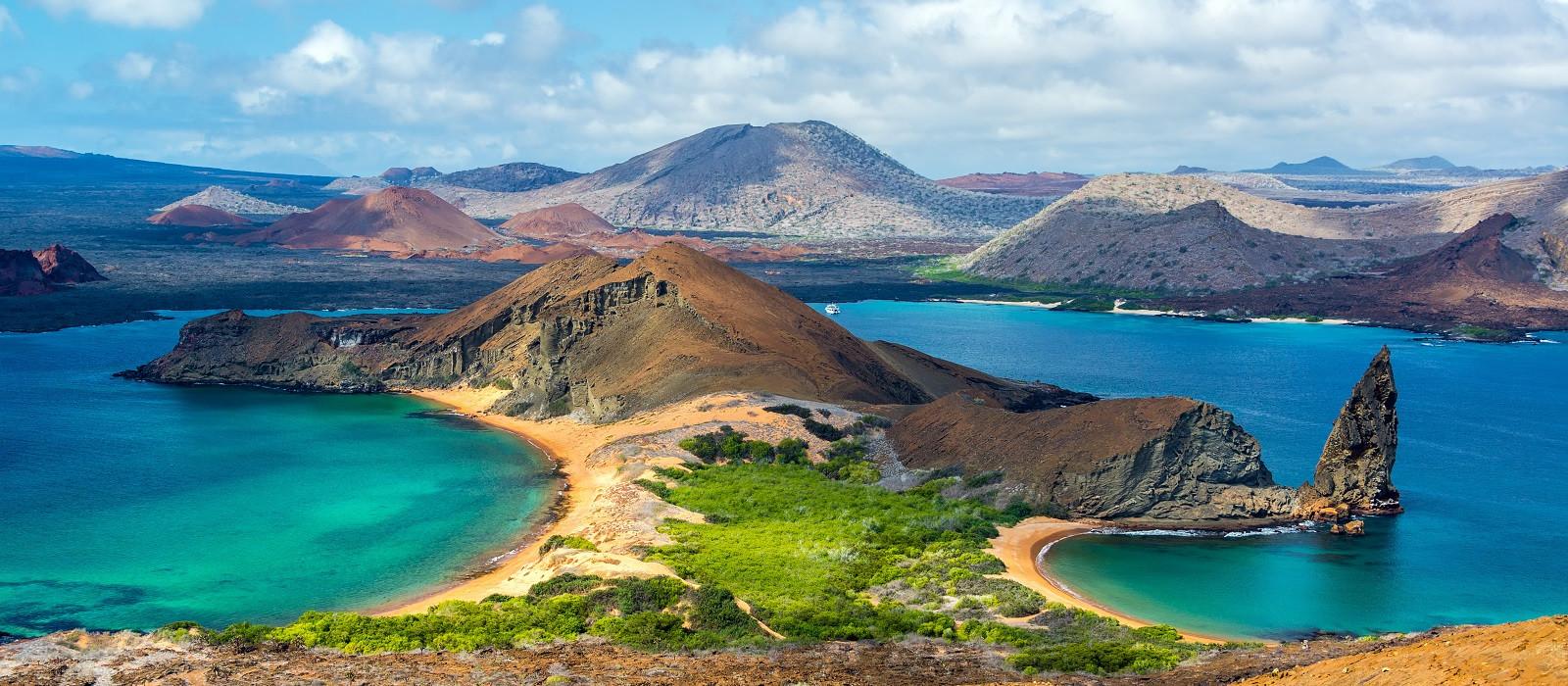 Galapagos and Panama: Tropical Getaway Tour Trip 1