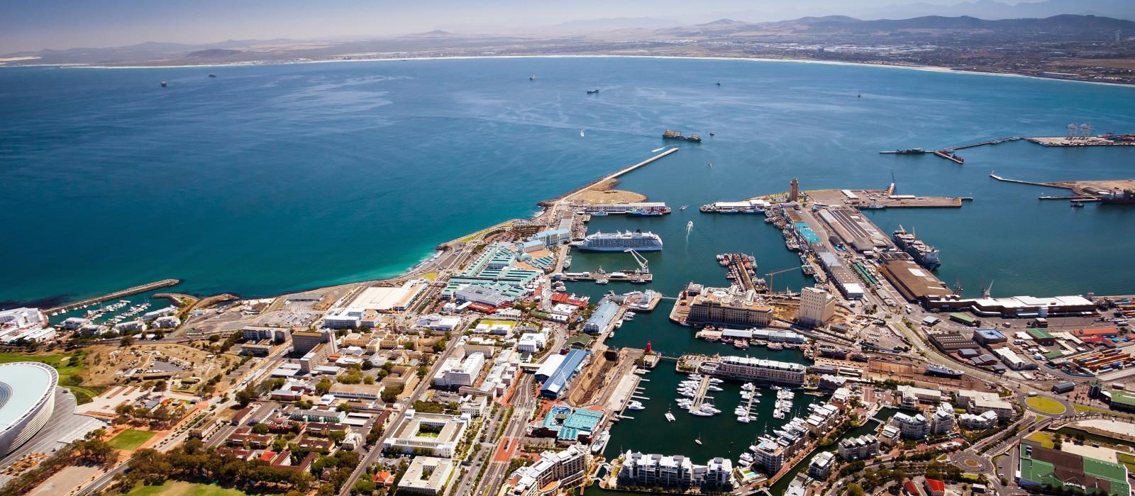 Von Kapstadt zu den Viktoriafällen mit Rovos Rail Urlaub 1