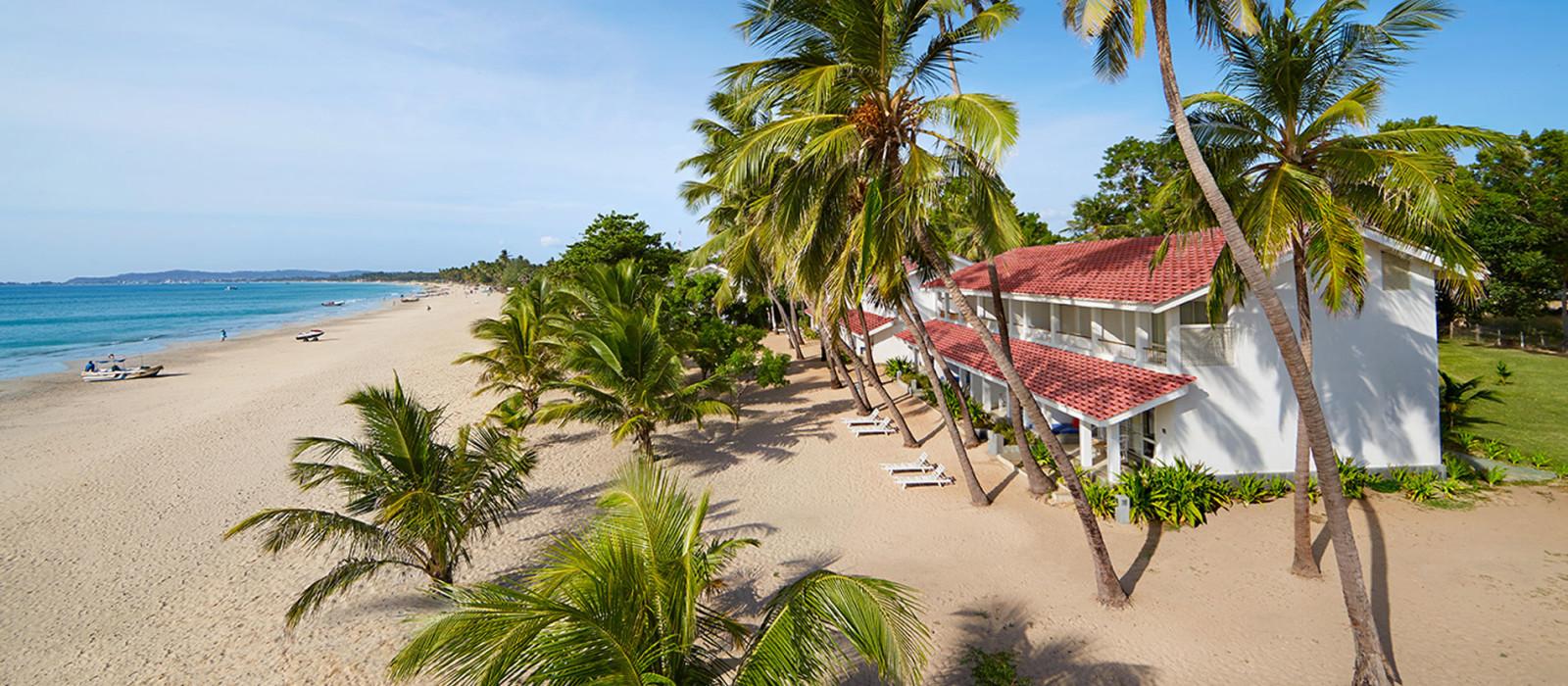 Hotel Trinco Blu by Cinnamon Sri Lanka