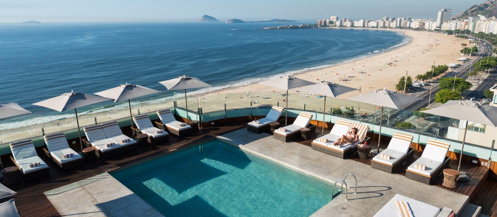 Hotel PortoBay Rio Brasilien