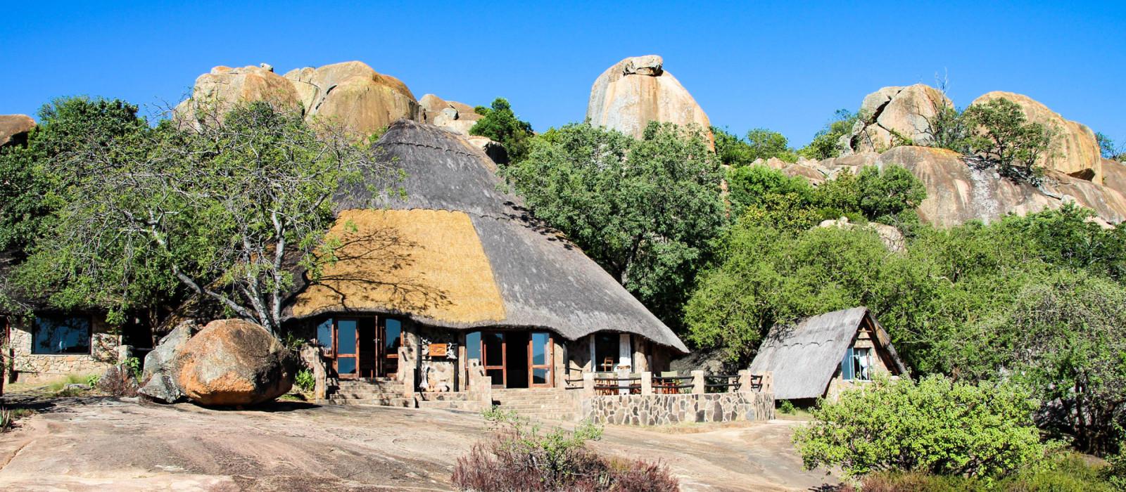 Reiseziel Bulawayo Simbabwe