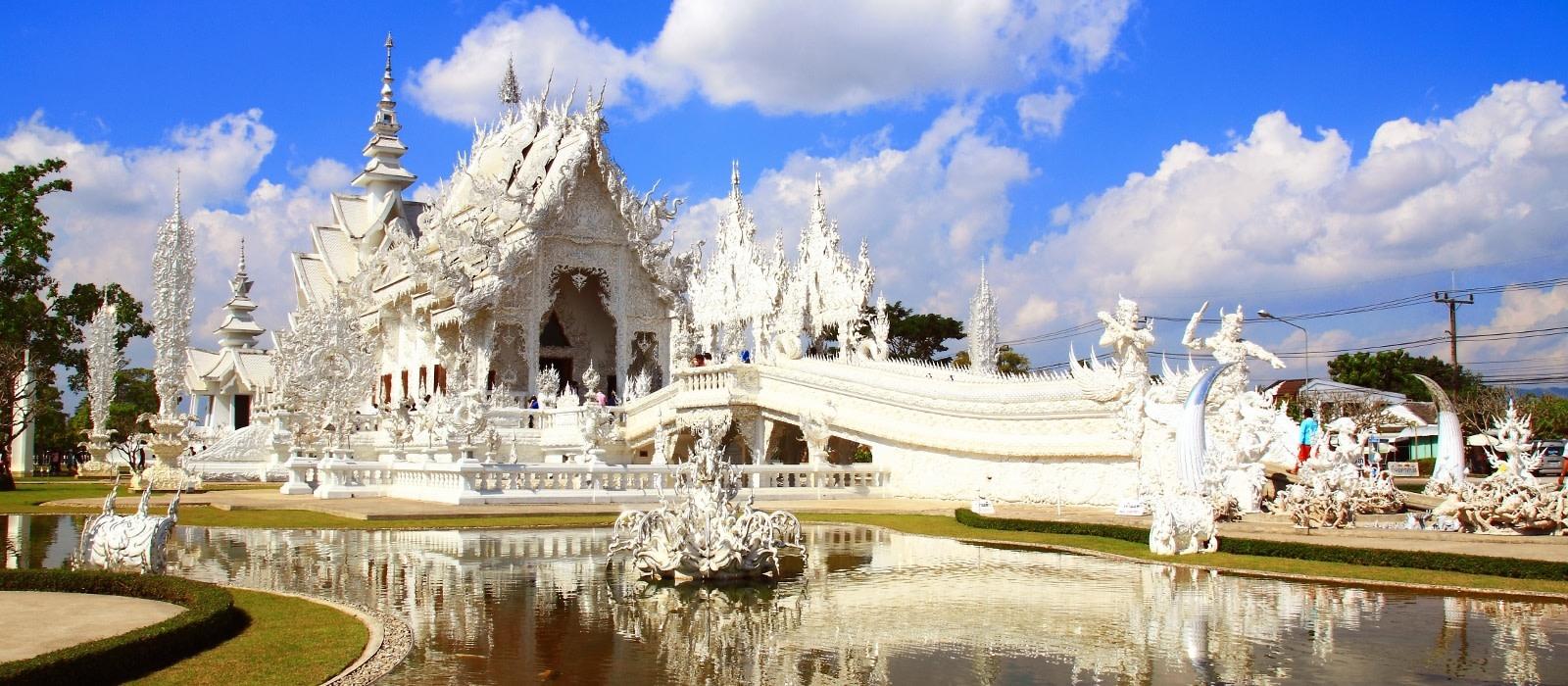 Reiseziel Chiang Rai Thailand