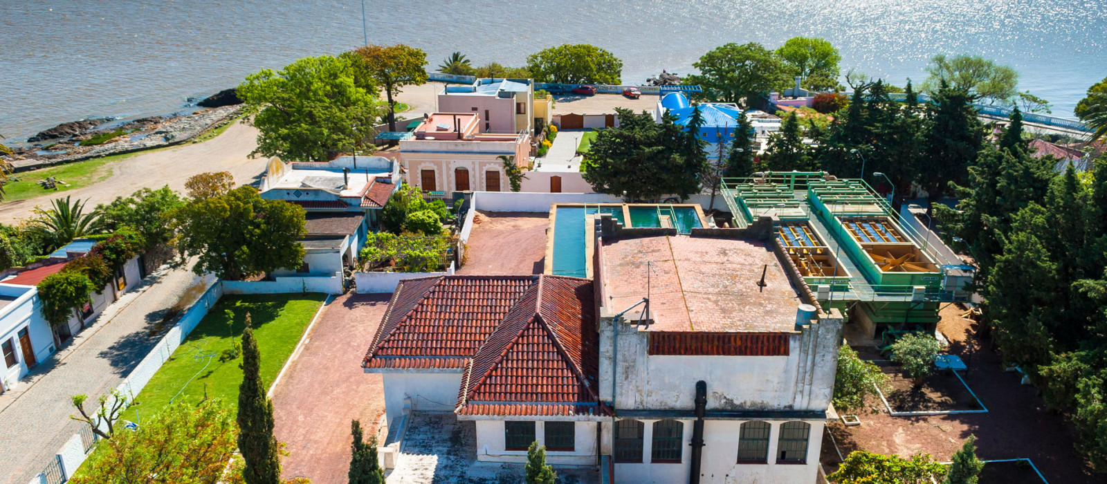 Reiseziel Colonia de Sacramento Uruguay