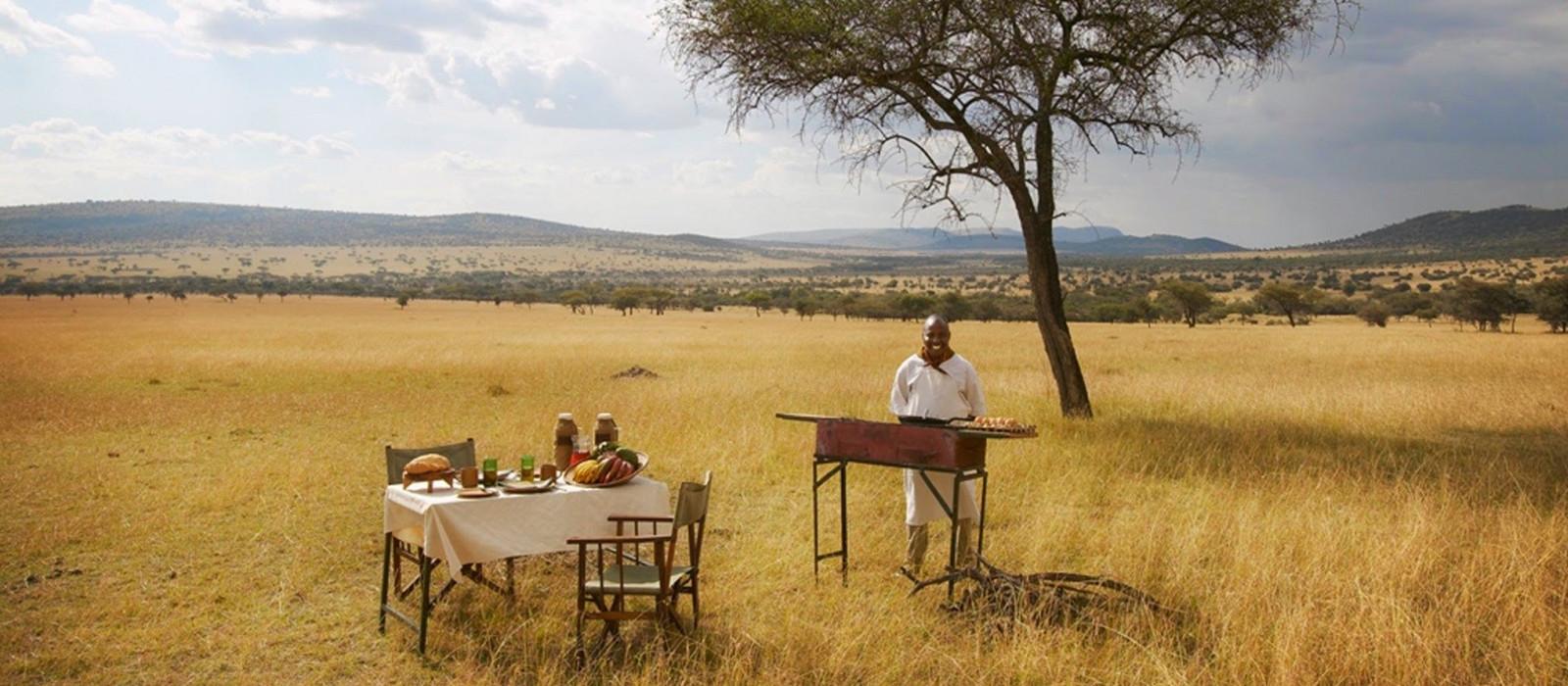 Tansania – Luxus am See und wilde Tiere Urlaub 1