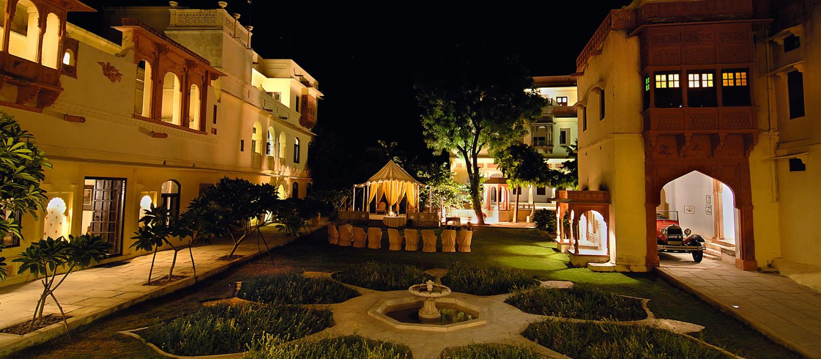 Hotel Rawla Jojawar North India