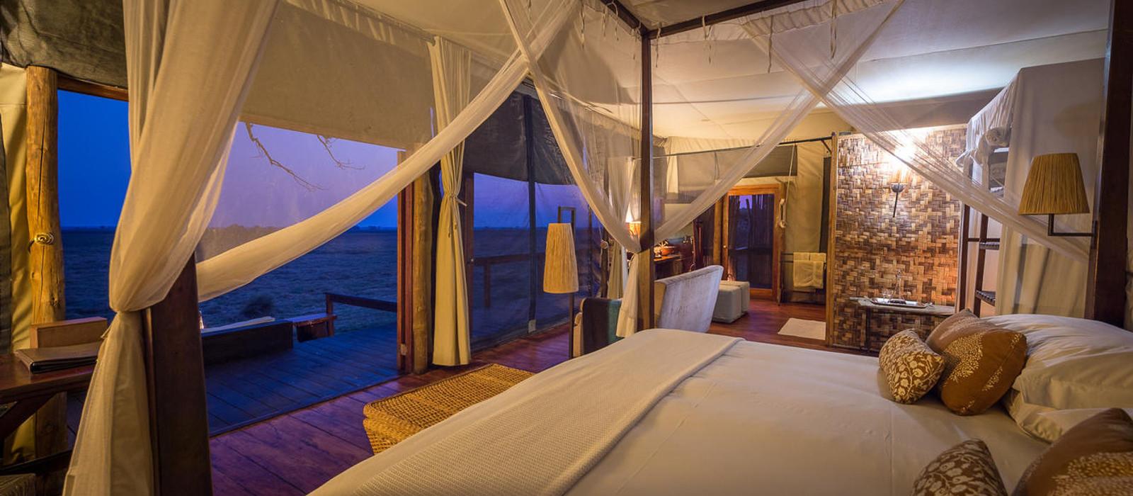 Hotel Shumba Camp Sambia