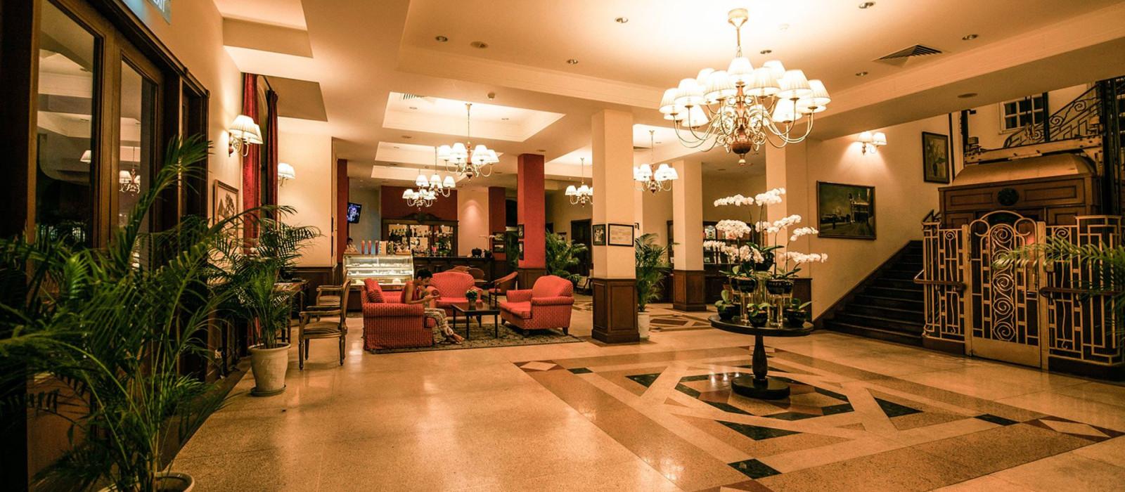 Hotel Mercure Dalat du Parc Vietnam