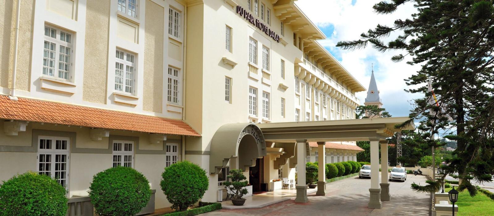 Hotel Dalat du Parc Vietnam