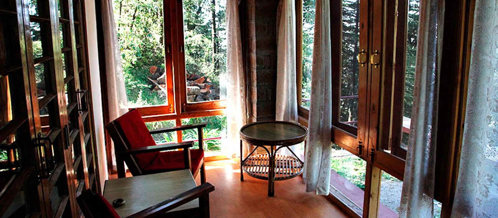 Hotel Glenmoor Cottages Himalaja