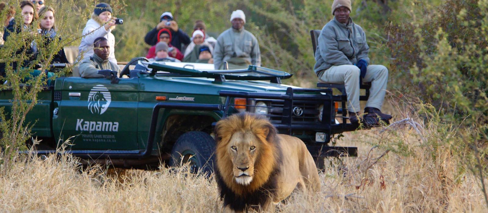 Hotel Kapama Southern Camp South Africa