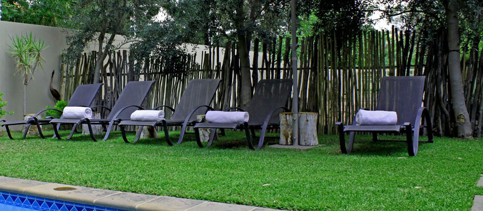 Hotel The Elegant Guesthouse Namibia