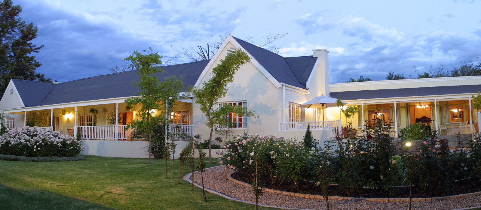 Hotel Rosenhof Country House South Africa