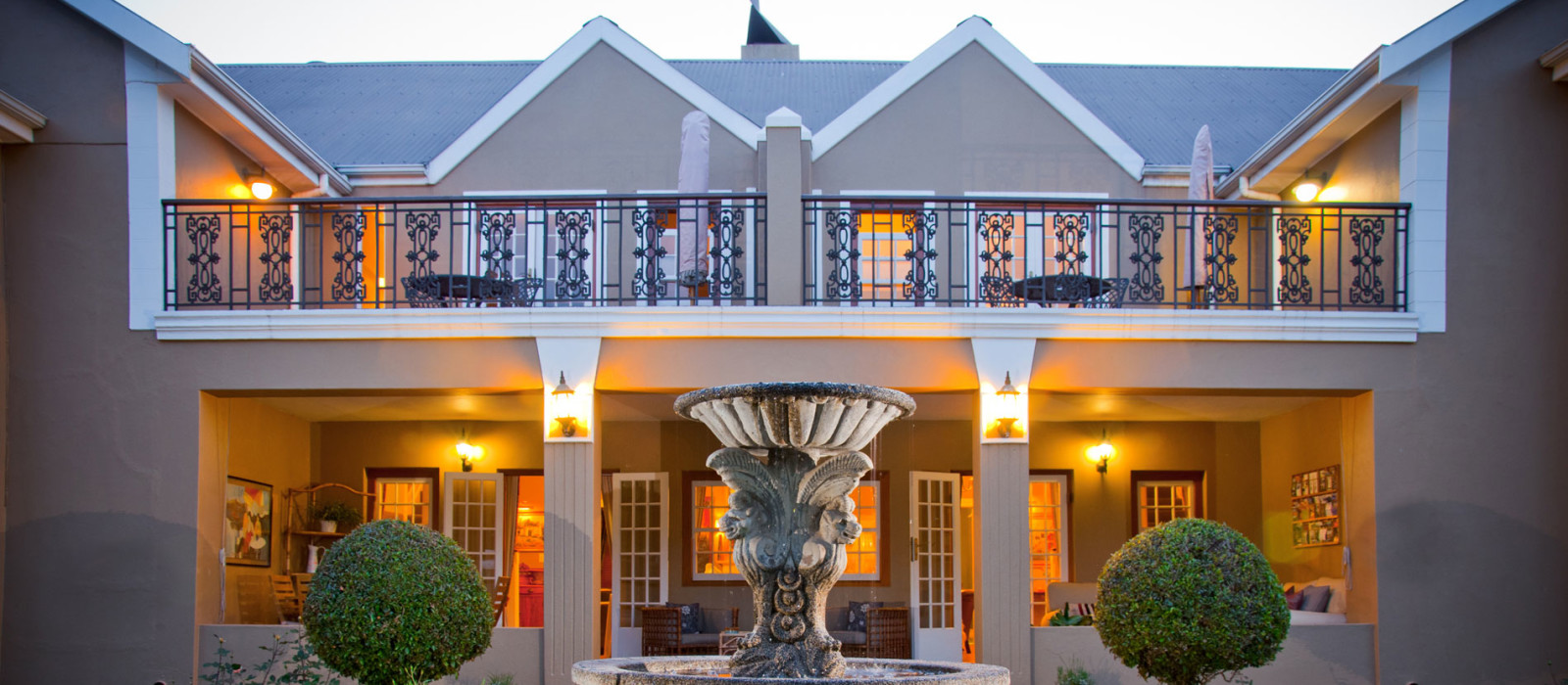 Hotel Rusthuiz Guest House South Africa