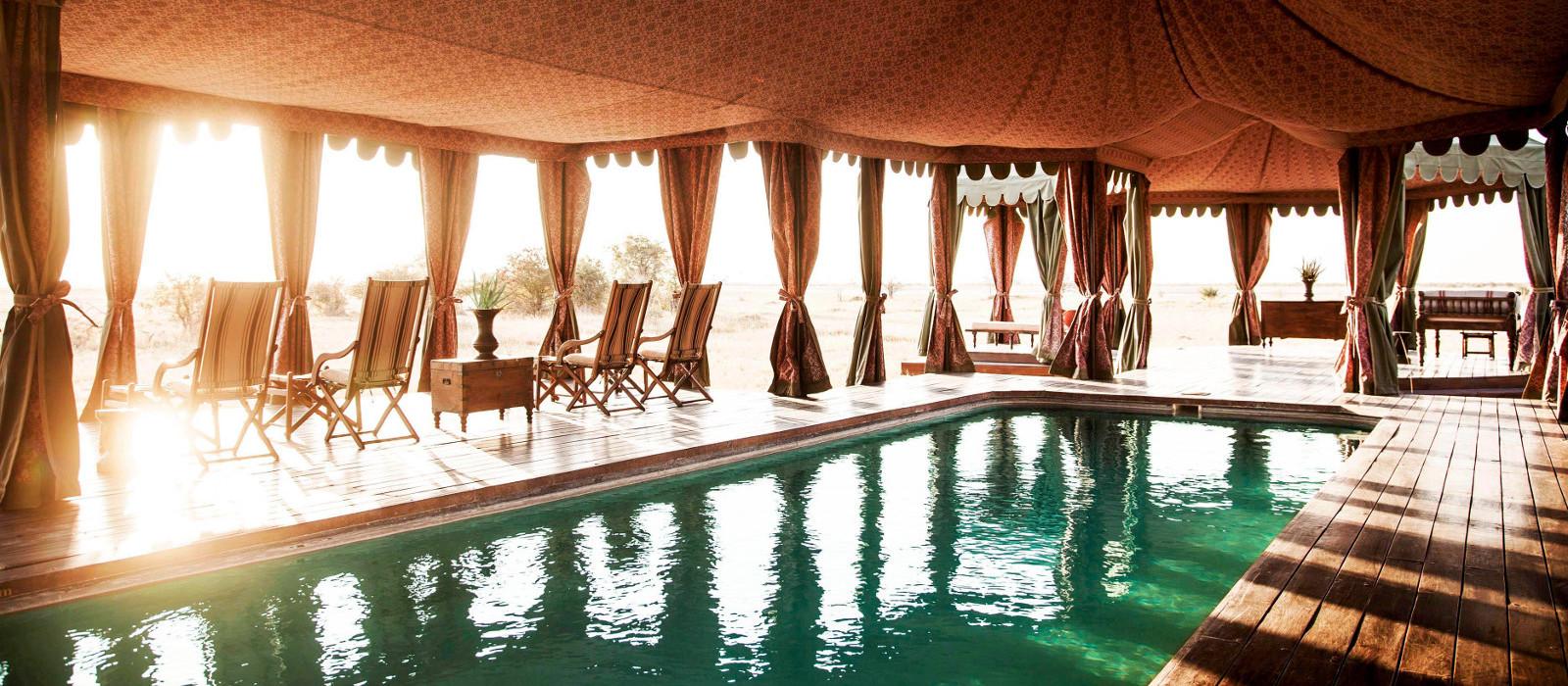 Hotel Jacks Camp Botswana