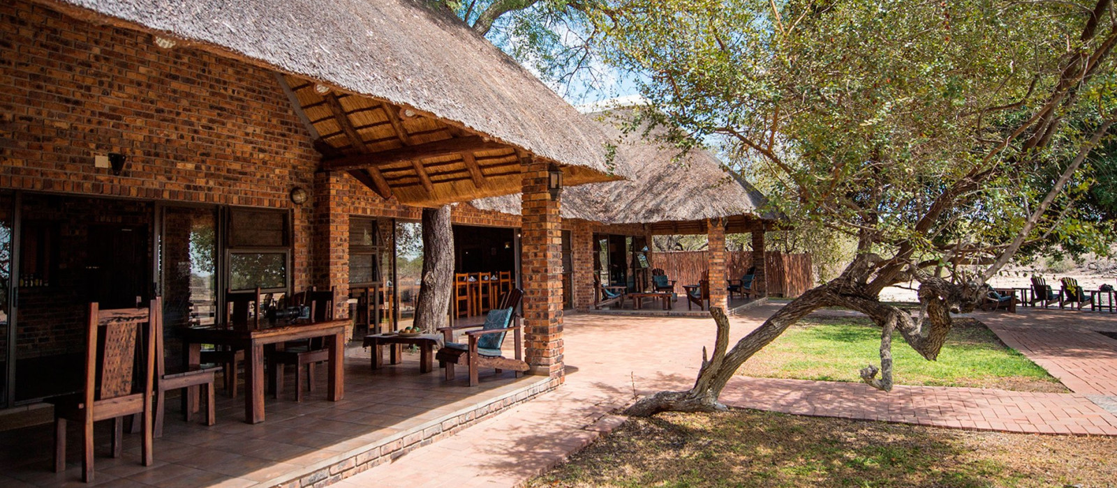 Hotel Gomo Gomo Game Lodge Südafrika