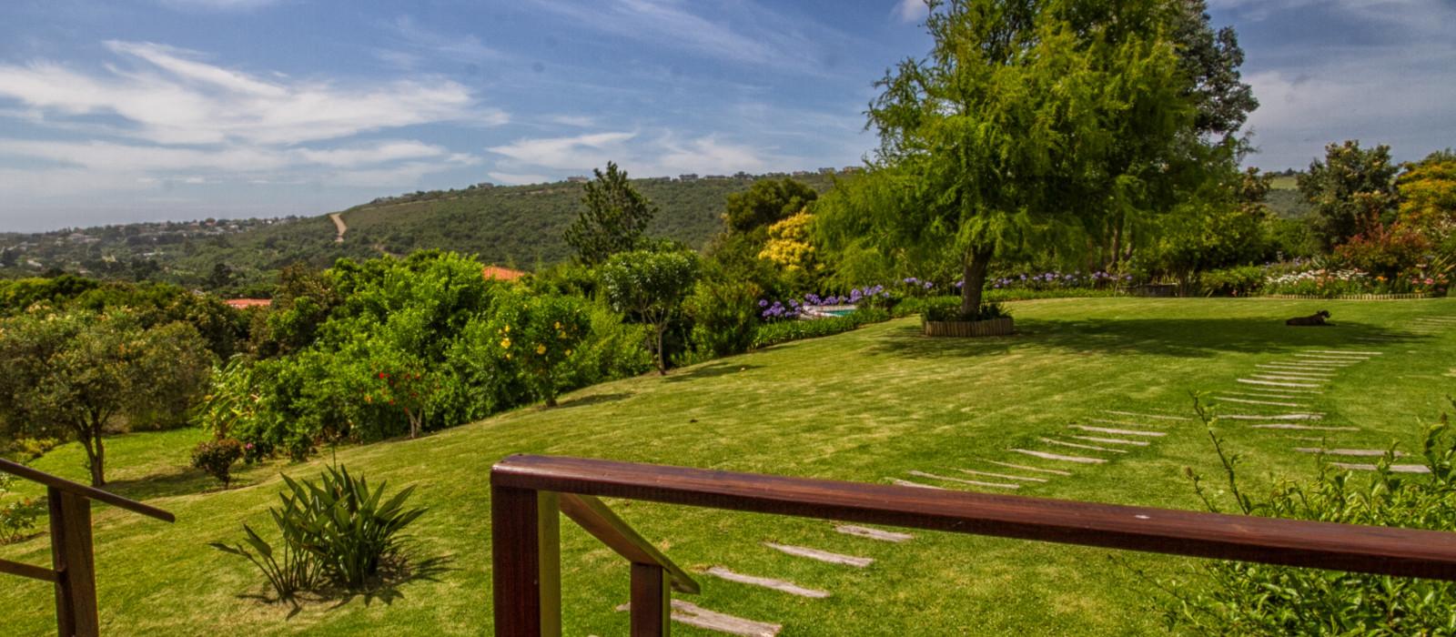 Hotel Piesang Valley Lodge Südafrika