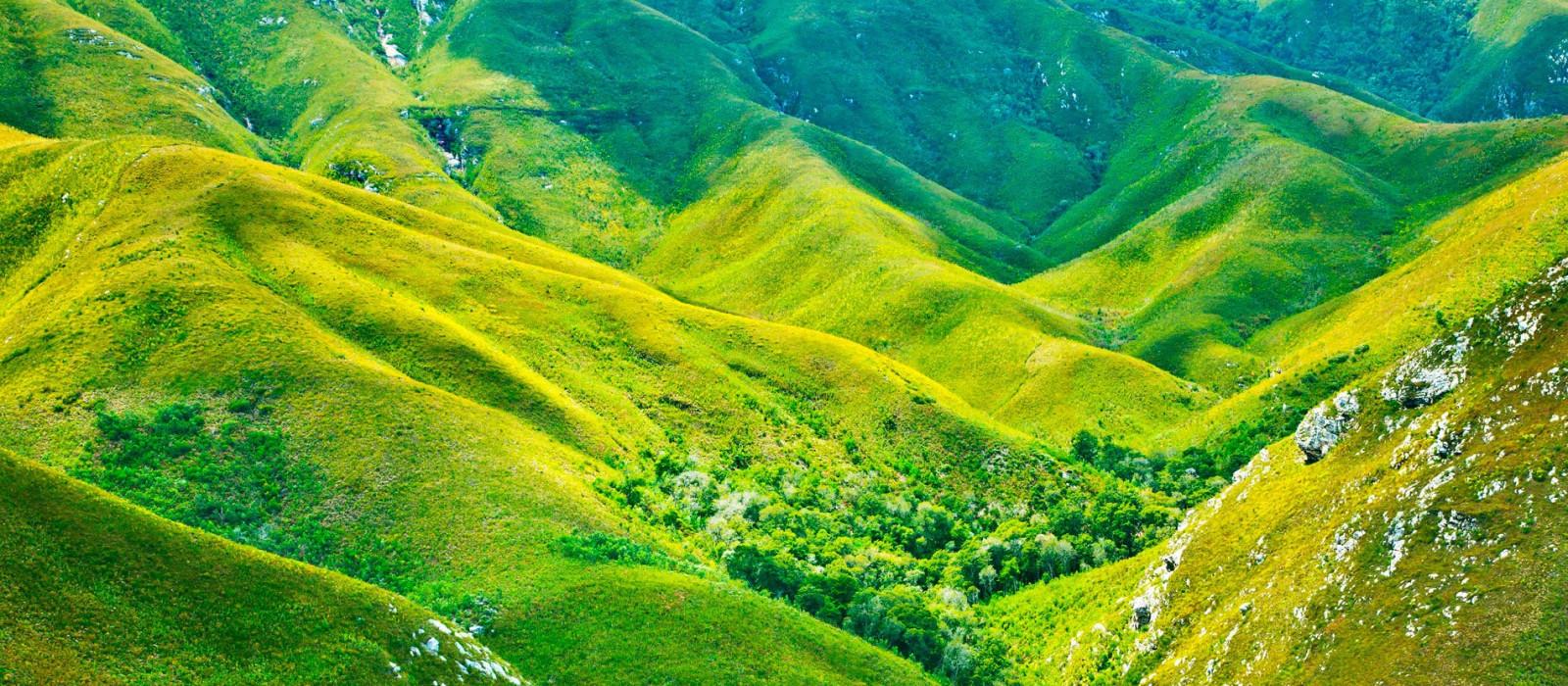 Reiseziel Garden Route Südafrika