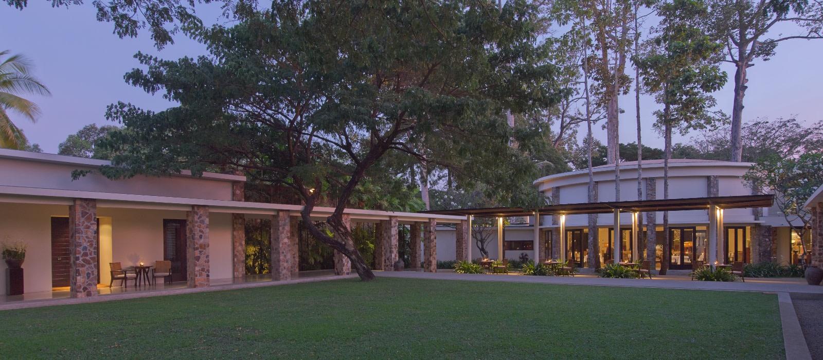 Hotel Amansara Kambodscha
