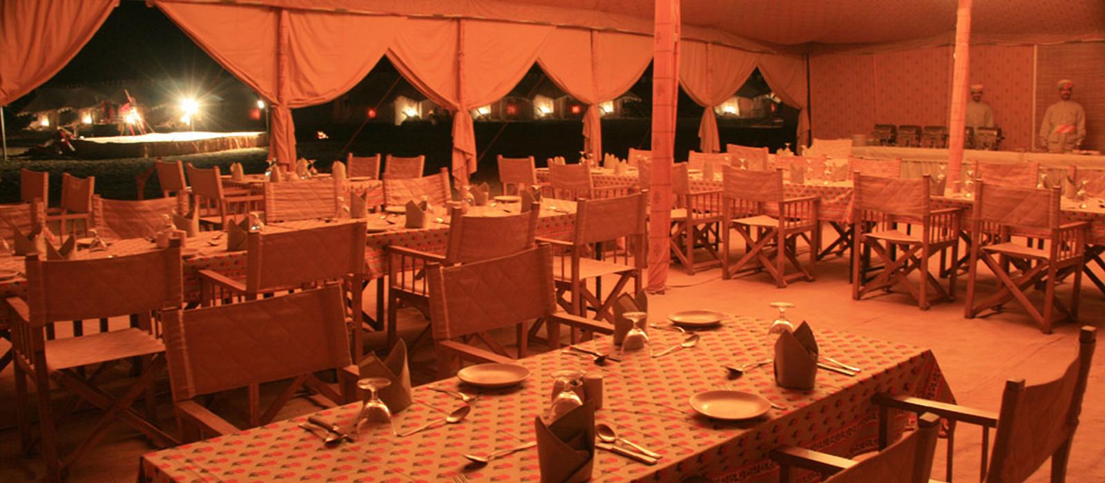 Hotel Royal Camp North India