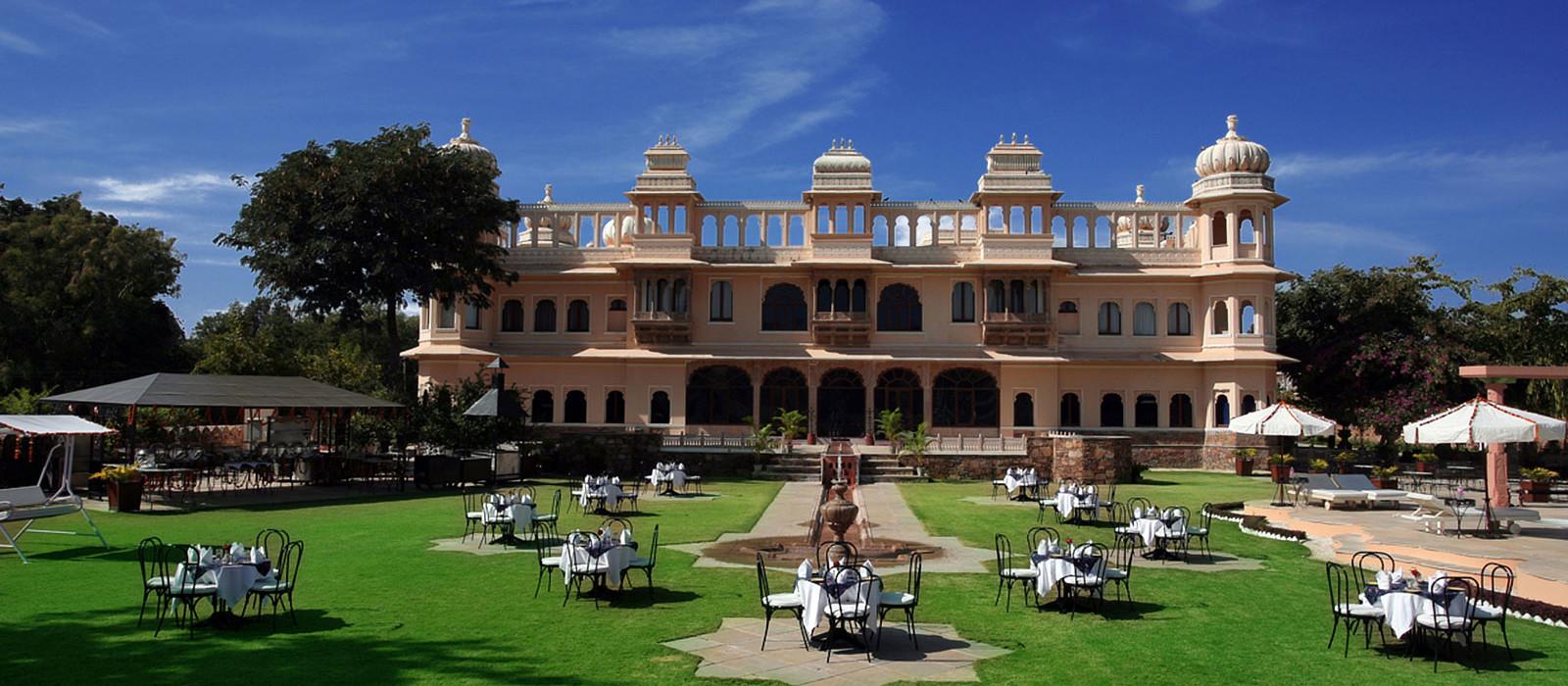 Hotel Fateh Bagh North India