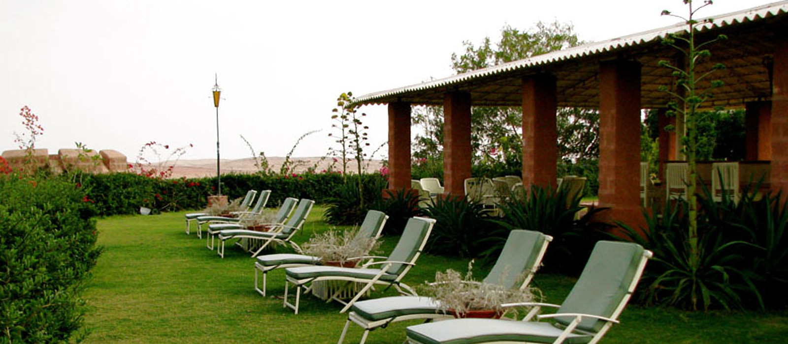 Hotel Osian Camel Camp North India