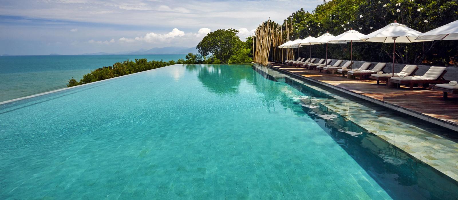Hotel Six Senses Hideaway Thailand
